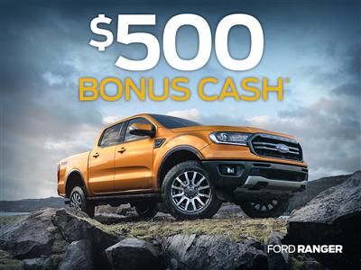 Ford Truck Bonus Cash