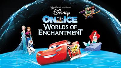 Disney on Ice- Vivint Smart Home Arena