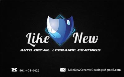 Like New Auto Detailing & Ceramic Coatings- Iron County