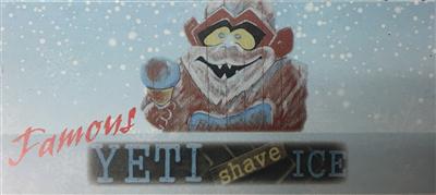 Famous Yeti Shave Ice - Washington County